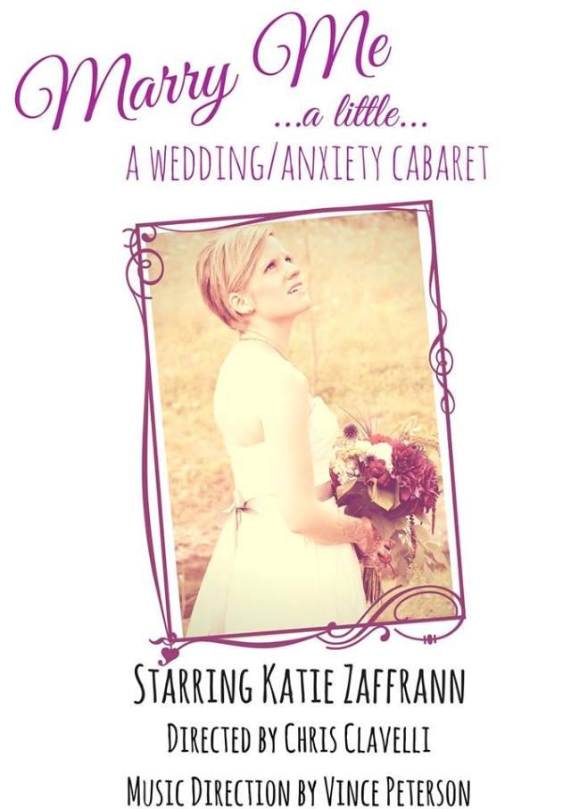 Wedding anxiety Katie Zaffran